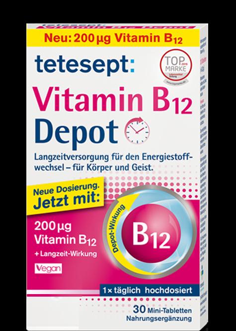 Vitamin B12 Depot