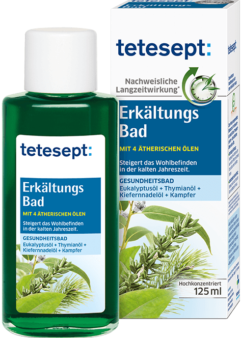 Erkältungs Bad