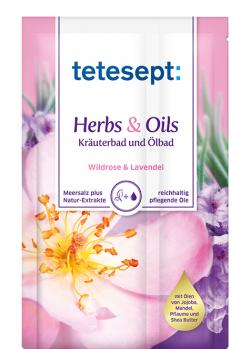 """Herbs & Oils"" Wildrose & Lavendel"
