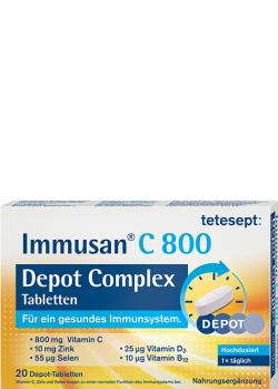 Immusan® C 800 Depot