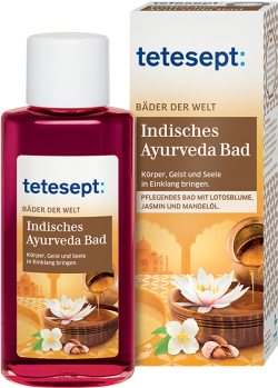 Indisches Ayurveda Bad