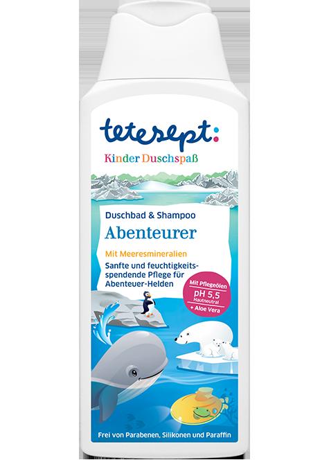 Abenteurer Duschbad & Shampoo