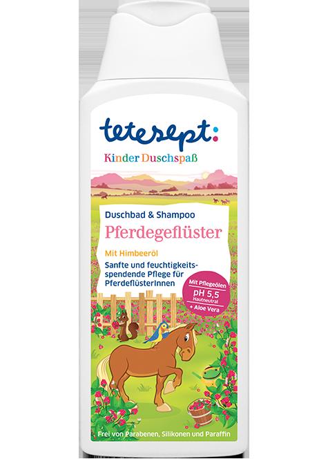 Pferdegeflüster Duschbad & Shampoo