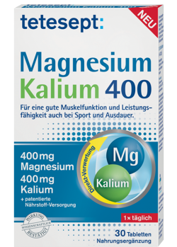 Magnesium Kalium 400