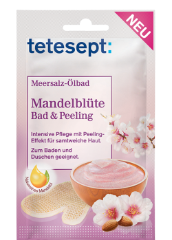 Mandelblüte Bad & Peeling