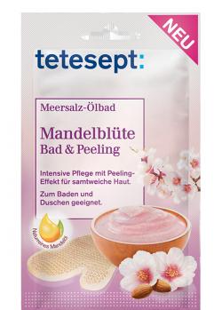 Mandelblüte Bad & Peeling