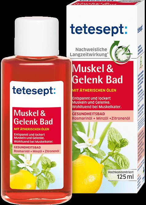 Muskel & Gelenk Bad