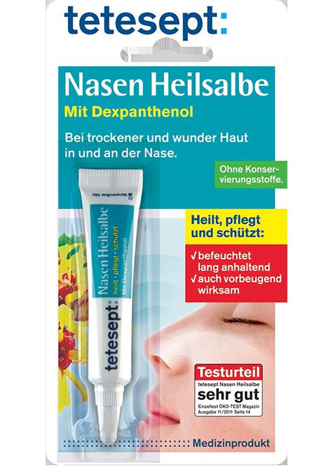 Nasen Heilsalbe