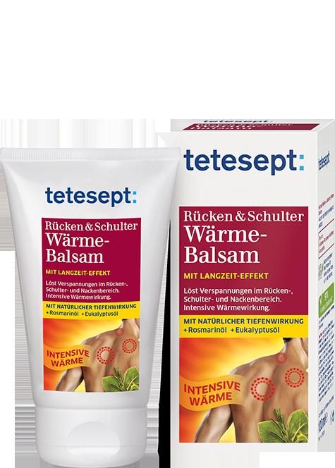 Rücken & Schulter Wärme-Balsam