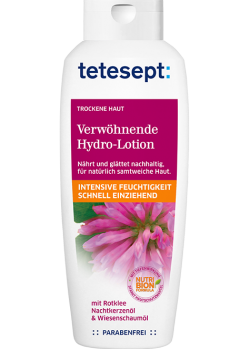 Verwöhnende Hydro-Lotion