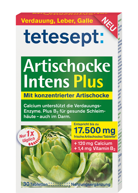Artischocke Intens Plus