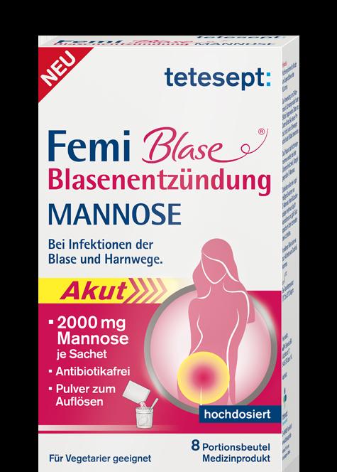 FemiBlase Mannose