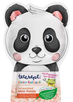 Schaumbad Mein Panda Schaumbad