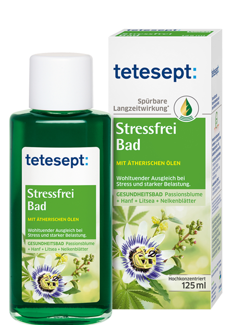 Stressfrei Bad